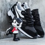 "Diadora N9000 ""Felix the Cat"" x BAIT x Dreamworks"