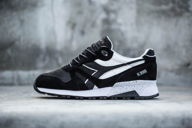 "Diadora N9000 ""Felix the Cat"" x BAIT x Dreamworks 03"