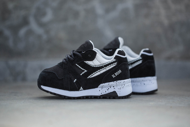 "Diadora N9000 ""Felix the Cat"" x BAIT x Dreamworks 06"