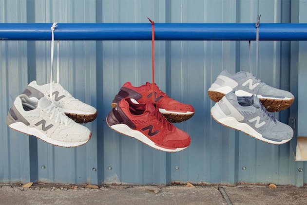 """New Balance 009 """"Speckle Suede"""" 01"""