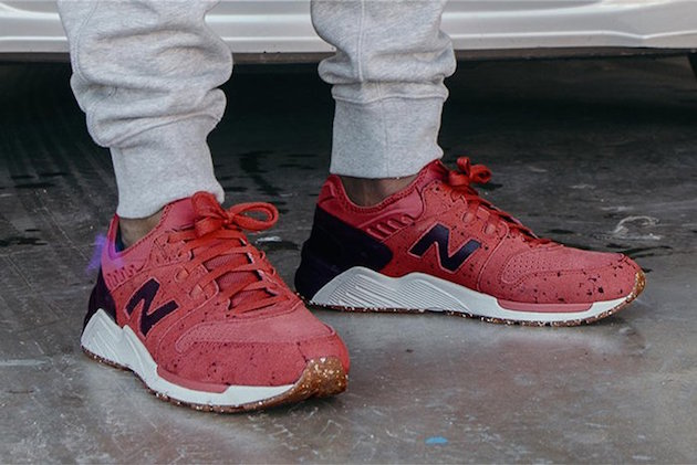 """New Balance 009 """"Speckle Suede"""" 03"""