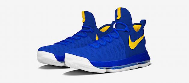 Nike KD9 ID Edición Limitada 02