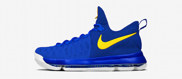 Nike KD9 ID Edición Limitada 04