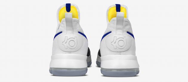 Nike KD9 ID Edición Limitada 14