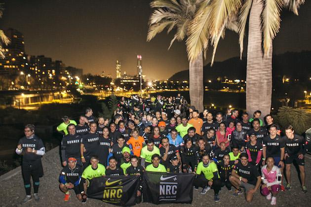 Nike Run Club Stgo 02