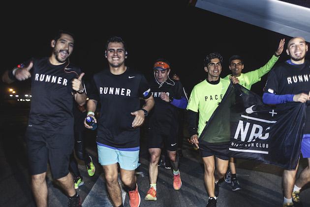 Nike Run Club Stgo 04