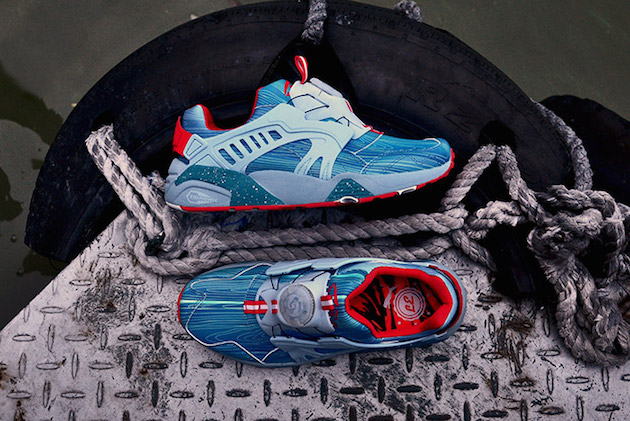 PUMA Disc Blaze %22Singapore Story Part 2 & 3%22 x Limited EDT 06
