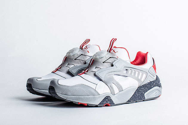 PUMA Disc Blaze %22Singapore Story Part 2 & 3%22 x Limited EDT 07