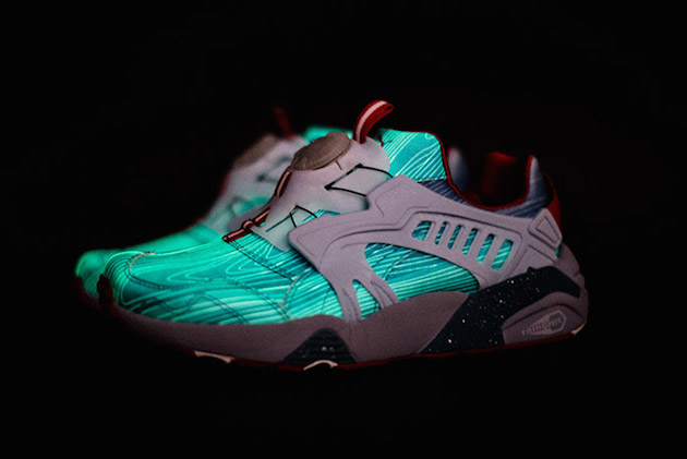 PUMA Disc Blaze %22Singapore Story Part 2 & 3%22 x Limited EDT 13