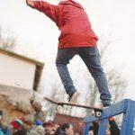 """""""Skate Day"""" en #CasaCorona en Farellones"""