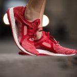 Camila Gallardo presenta las nuevas Adidas Pureboost X