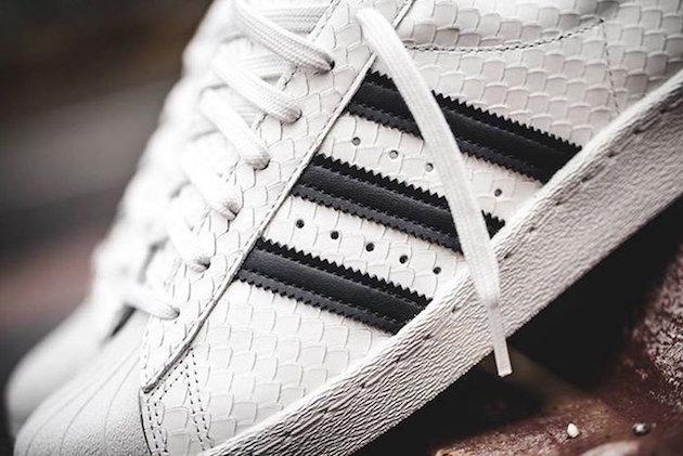 "Adidas Superstar 80s ""Snakeskin"" 02"