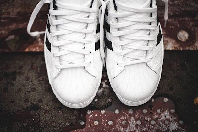 "Adidas Superstar 80s ""Snakeskin"" 03"