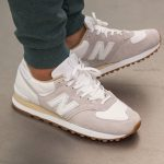 "New Balance 575 ""Marble White"" x END."