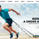 Under Armour abrió su tienda online en Chile