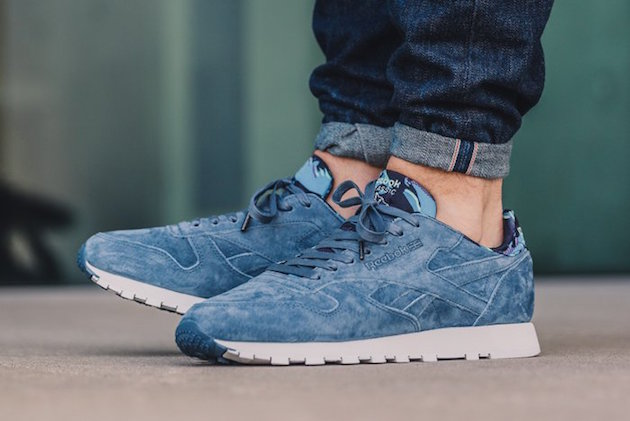 "Reebok Classic Leather TDC ""Royal Slate"" 01"