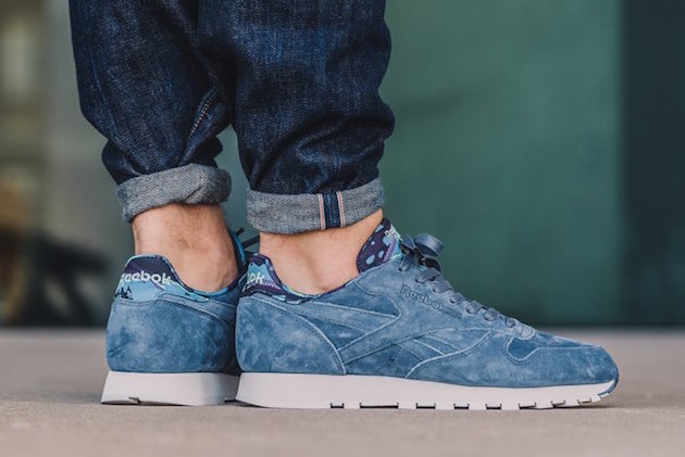 "Reebok Classic Leather TDC ""Royal Slate"" 02"