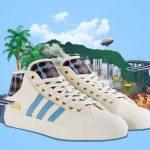 """Adidas Matchcourt Mid """"LA Stories"""" x Snoop x Gonz"""