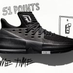 "Adidas Dame 3 ""Lights Out"""