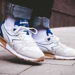 "Diadora N9000 III ""White/Princess Blue"""
