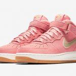 "Nike Air Force 1 Mid ""Bright Melon"""