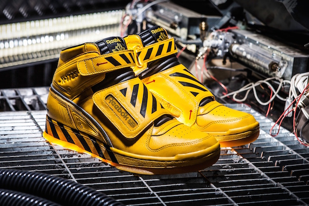 "Reebok Alien Stomper ""Final Battle"" 02"