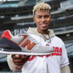 "New Balance 574 ""Francisco Lindor Pack"" x Pepsi"