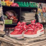 "PUMA Basket Heart ""Toreador Red"""