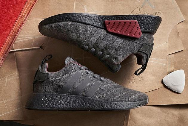 Adidas Nmd X Size X Henry Poole