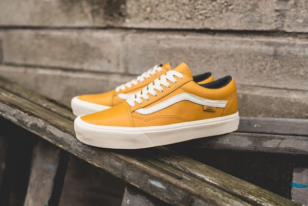 """bf3ae7db13 Estas zapatillas llegan en """"Lapis Blue"""" y """"Old Gold"""" en las Old Skool y las  SK8 Hi Lite LX aparecen en """"Peat"""". Las puedes encontrar aquí."""