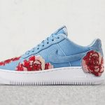 "Nike Air Force 1 ""Flower Sequin"""