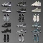 Nike Air Max 97 y sus nuevos colores