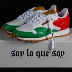 "Reebok Leather ""Sin Cara"" x WWE x Alexander John x Footlocker"