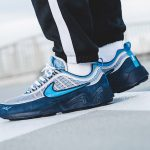 Nike Air Zoom Spiridon x Stash