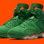 "Air Jordan VI Gatorade ""Pine Green"""