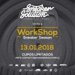 Workshop customización y restauración de zapatillas