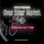 "Converse ""One Star Hotel"""
