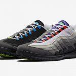 """Nike CourtVapor RF x Air Max 95 """"Greedy"""""""