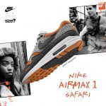 "Nike Air Max 1 ""Safari"" x Size?"