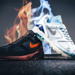 "Nike Air Max 180 ""Ice+Fire Pack"""