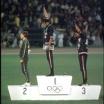 50 años del Black Power de Tommie Smith y John Carlos
