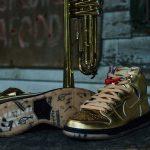 """Nike SB Dunk """"Trumpet"""" x Humidity"""