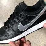 "Nike SB Dunk ""Black Diamond"" x Diamond Supply Co."