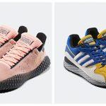 [Nuevo punto de venta] Adidas x Dragon Ball Z / Vegeta & Majin Boo