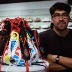 """""""Calle"""", la obra que nació en Chile usando las Nike Air Force 1"""