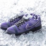 "Nike Dunk SB ""Purple Lobster"" x Concepts llega a Chile"