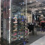 Nike se la juega con un gran córner para la mujer en Falabella Alto Las Condes