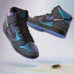 "Nike SB Dunk High ""Black Hornet"" X Black Sheep"