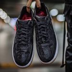 Nike Air Force 1 PRM x CLOT x Fragment