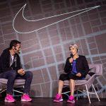 Nike trajo a Joan Benoit para lanzar el Maratón de Stgo 2020